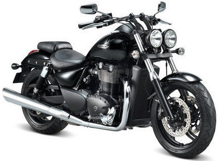 2013 Triumph Thunderbird - awesome