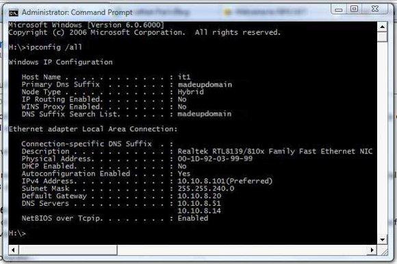 Multiple preferred IPv4 addresses removed