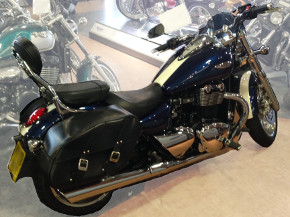 Triumph Thunderbird 1600 on day I picked her up