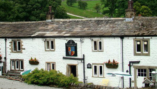 The George Inn, Hubberholme